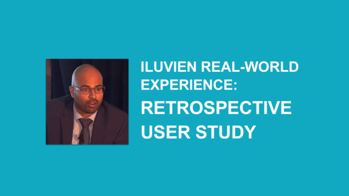 Watch Dr. Dhoot present USER data - video thumbnail