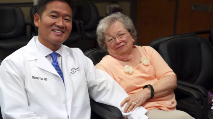 Controlling the recurrence of edema: Patient case study by Hyung Cho, MD - video thumbnail