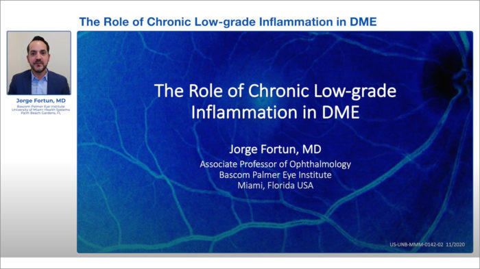 Jorge Fortun Discusses Inflammation - video thumbnail